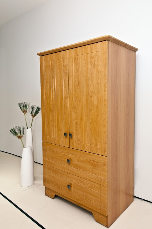2 door / 2 drawer wardrobe