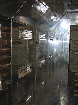 finishing-oven