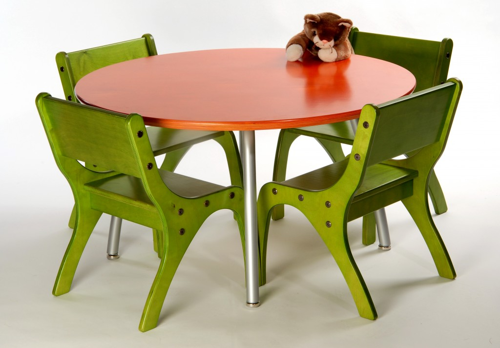 Kids Tables & Chairs | Industrial Woodworking Corporation
